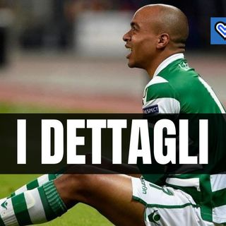 Calciomercato Inter, Villarreal in pressing su Joao Mario: la proposta