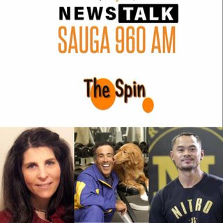 The Spin - April 1, 2020 - Virtual Dating Tips, Ways to Workout at Home & Staying Healthy Through Food