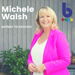 Michele Walsh at The Best You EXPO