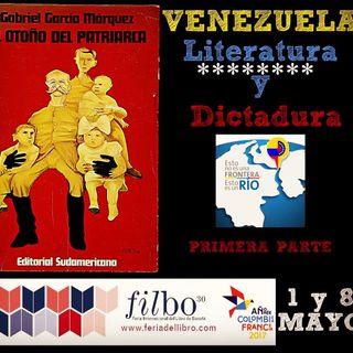 Venezuela: literatura y dictadura I