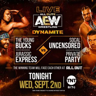 Episode #31: Wrestling News, Rant, AEW Dynamite 9 2 2020 Review