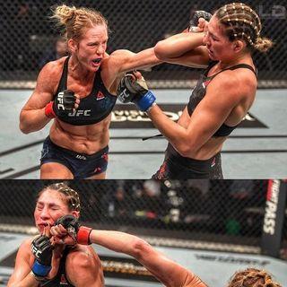 Holm vs Aldana - Fight Island 4