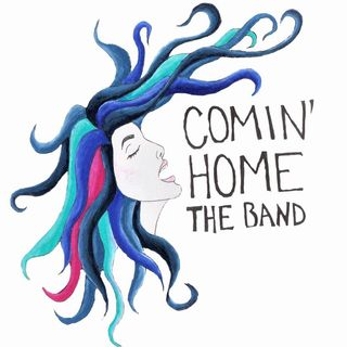 07-25-2019 -Comin Home The Band - Mike plays Harmonica Live with the band Music