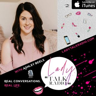 #49 | Vulnerability, Visibility, and the Decision to Do the Damn Thing with Ashley Beels