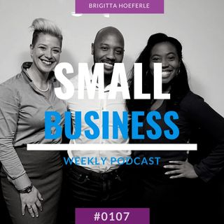 Brigitta Hoeferle On Small Business Radio