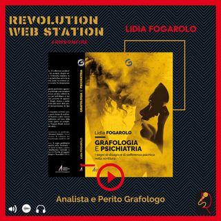 INTERVISTA LIDIA FOGAROLO - GRAFOLOGA