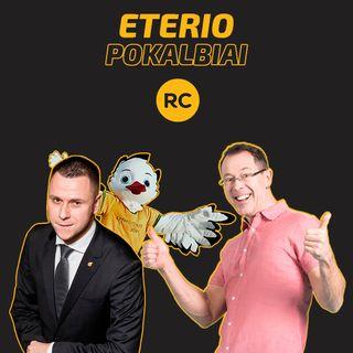VAKAROP SU VYTENIU | Edgaras Stankevičius | apie pasaulio salės futbolo čempionato talismaną