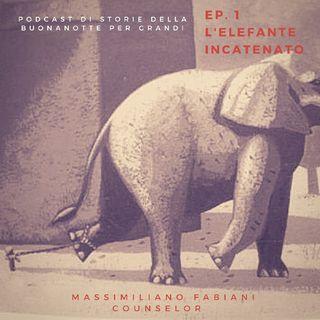 Ep.1 - L'ELEFANTE INCATENATO