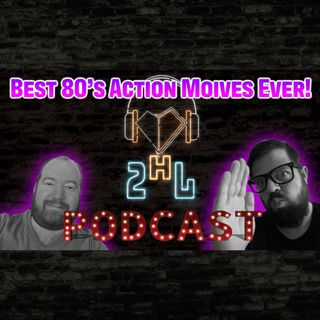 The Best 80's Action Movies EVER!!