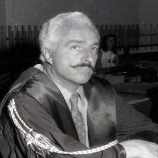 Sandro Canestrini, l'avvocato del Vajont. Intervista con Adriana Lotto