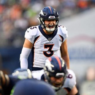 DVDD #007: Lock'd In or Out | Should Broncos' Consider A Top-5 QB In 2020 Draft?