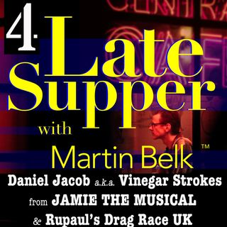 LSP 4. VINEGAR STROKES Daniel Jacob • Tom Stoppard's Rock 'n' Roll