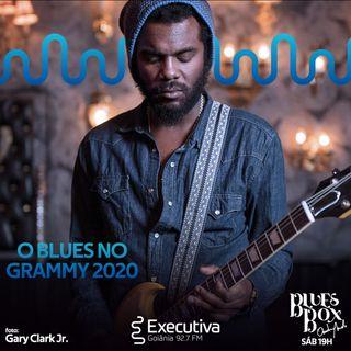 Blues Box - Rádio Executiva - 08 de Fevereiro de 2020