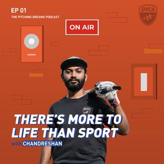 """""""There is more to life than the sport"""" with Chandreshan"""
