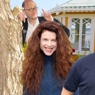 Säsongsavslutning för Spanarna 2020!I panelen: Jessika Gedin, Per Naroskin och Göran Everdahl