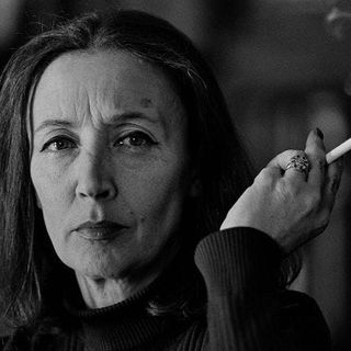 Vengo dopo il tiggì (Oriana Fallaci)