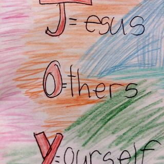 J.O.Y.: Jesus, Others, Yourself