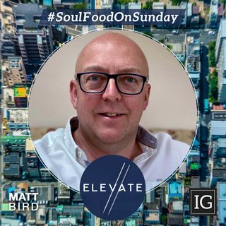 ELEVATE #4: Jonathan - How our soulmates help us