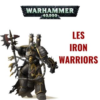 Les Iron Warriors