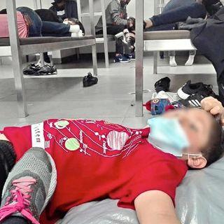 Red en Defensa de los Derechos de los Niños en México, señaló que retener a menores en Aeropuerto podría considerarse como tortura
