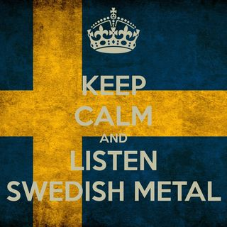 Hesh Sesh EP #72 - Swedish Metal II