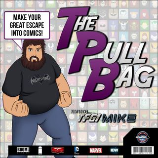 The Pull Bag – Episode 29 – The Origins of Joe Reed's Comic Reading