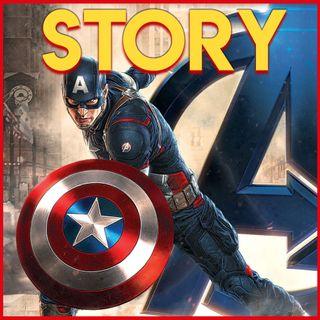 Captain America Story