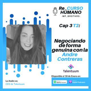 E3_T2 Andrea Contreras - Negociando en Selección