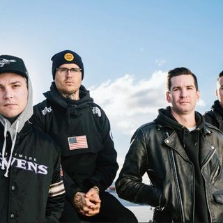 THE AMITY AFFLICTION Re-discover their Heaviness