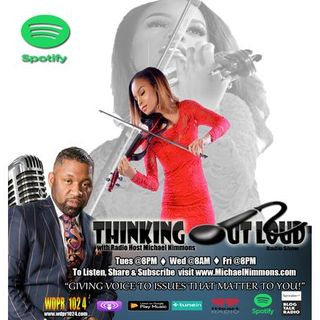 "8am Behind the Music feat. Violinist Candice ""Pretty Stringz"" Smith"
