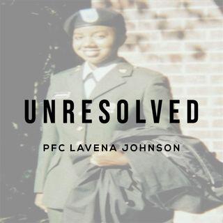 PFC LaVena Johnson