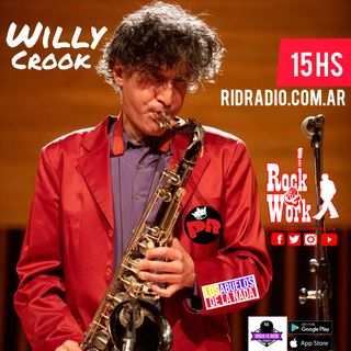 Entrevista a Willy Crook lider de los Funky Torinos Ex saxofonista de Los Redondos -  Los abuelos de la nada