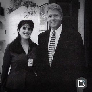 Show 182: Lessons Learned From Bill Clinton & Monica Lewinsky