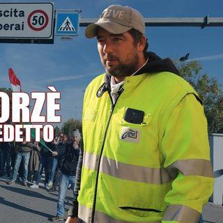 In diretta da Scorzè - Presidio San Benedetto con Stefano Puzzer
