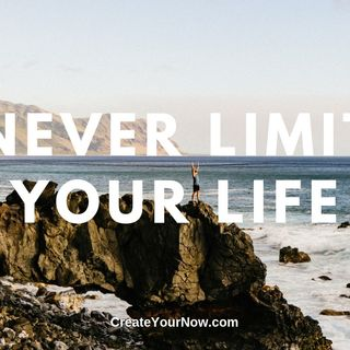 1571 Never Limit Your Life