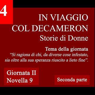 Giornata II Novella 9 - Seconda parte