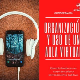 Conferencia - Uso del Aula Virtual