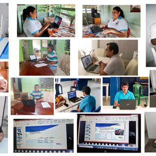 Revisan planes de acción en escuelas oficiales de la Mojana y Magdalena Medio de Bolívar