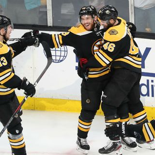 Another Memorable Mother's Day For The Bruins