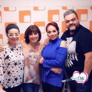 """Violeta Isfel, Cecilia Gabriela y José Montini nos presentan """"Suertudotas"""""""