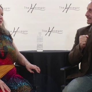 It's Story Time With StoryTeller Susan O'Hara: an interview on the Hangin With Web Show