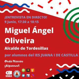 05RB- Miguel Ángel Oliveira. Tordesillas y el COVID-19
