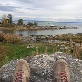 Québec jour 9- Chutes et Bootleggers
