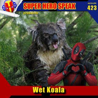 #423: Wet Koala