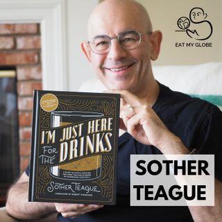 Interview with Legendary Bartender, Sother Teague