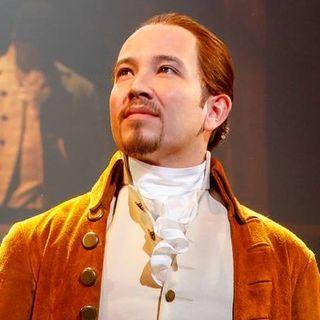 """Joseph A Morales, Hamilton in """"Hamilton"""""""