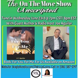 Two Awesome Guest Interviews! Author Joe Aguilar & Artist Freestyle King