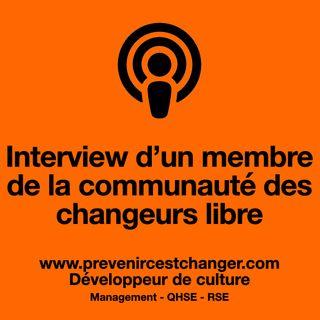 Podcast des changeurs libres avec Lucas Benavoli dirigeant de benavoli.fr
