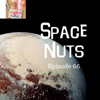 Pluto, Hawaii & Giant Blobs - Space Nuts with Dr. Fred Watson & Andrew Dunkley Episode 66