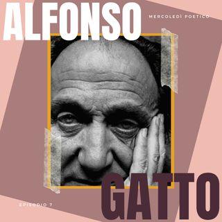 Mercoledì poetico - Ep. 7, Alfonso Gatto